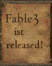 Fable 3 ist released!